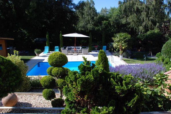Garten von Uly und Gaby Merker